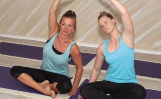 Präventionskurse (Pilates und Rückenschule) in der Physiotherapie S&R